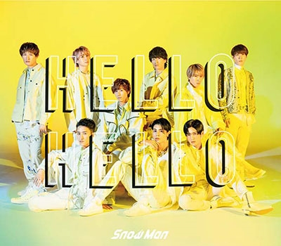 HELLO HELLO [CD+DVD]<初回盤A> 12cmCD Single