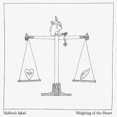 Nabihah Iqbal/Weighing of the Heart[ZENCD247]
