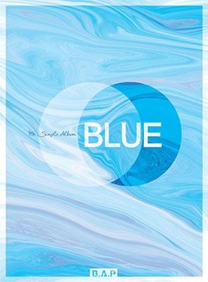 B.A.P/Blue: 7th Single (A VER.)[L200001470]