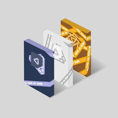 You Made My Dawn: 6th Mini Album (ランダムバージョン) [Kihno Kit] Accessories