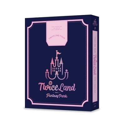 TWICE 2ND TOUR TWICELAND ZONE 2: Fantasy Park Blu-ray Disc