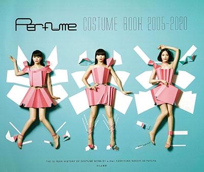 Perfume COSTUME BOOK 2005-2020 Book