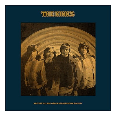 The Kinks/The Kinks Are The Village Green Preservation Society (2018 Stereo Remaster)[5053840217]