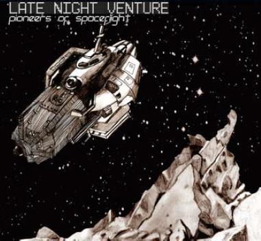Late Night Venture/パイオニアズ・オブ・スペースフライト[OTCD-3010]