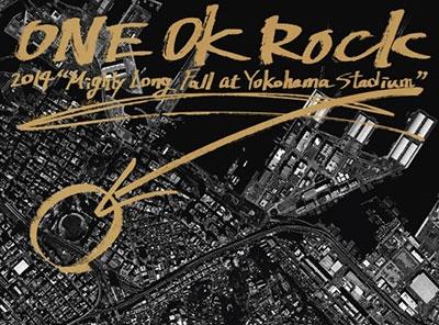 "ONE OK ROCK 2014 ""Mighty Long Fall at Yokohama Stadium""<通常版> DVD"