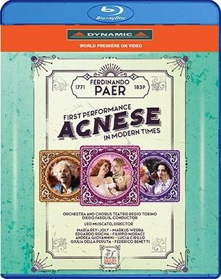 フェルディナンド・パエール: 歌劇《アニェーゼ》 2幕
