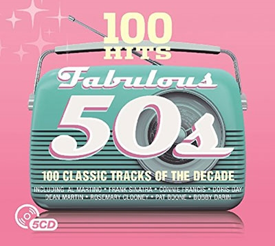 100 Hits: Fbulous 50s CD