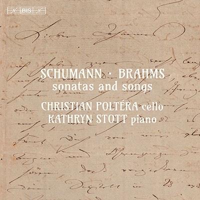 シューマン&ブラームス: ソナタと歌曲