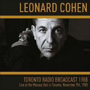 Leonard Cohen/Toronto Radio Broadcast, 1988[RAID347]