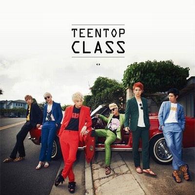 TEENTOP/Teen Top Class: 4th Mini Album[L200000971]