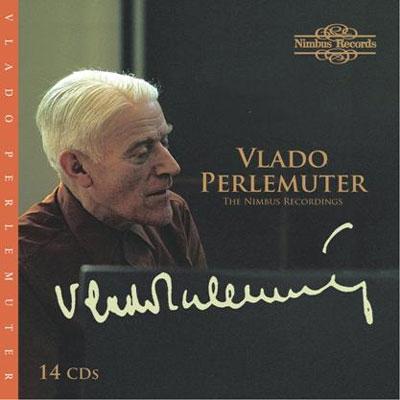 Vlado Perlemuter - The Nimbus Recordings