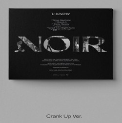 Noir: 2nd Mini Album (Crank Up Ver.) CD