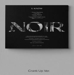 Noir: 2nd Mini Album (Crank Up Ver.)