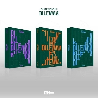 Dimension: Dilemma: ENHYPEN Vol.1 (ランダムバージョン) CD