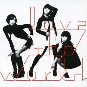 Perfume/love the world<通常盤>[TKCA-73335]