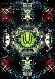 UVERworld Live at Kyocera Dome OSAKA 2014.07.05<通常版> DVD