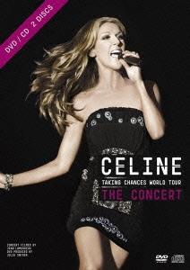 Taking Chances ワールド・ツアー : ザ・コンサート [DVD+CD]