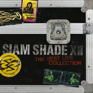 SIAM SHADE XII 〜The Best Live Collection〜 CD