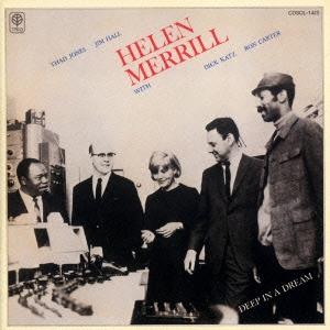 Helen Merrill/ディープ・イン・ア・ドリーム [CDSOL-1425]