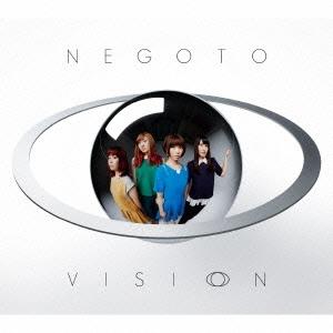 VISION [CD+DVD]<初回生産限定盤> CD