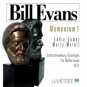 Bill Evans (Piano)/モーメンタム VOL.1<完全限定生産盤>[CDSOL-6391]