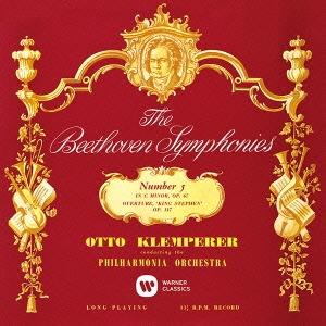 オットー・クレンペラー/ベートーヴェン:交響曲 第5番 「運命」 「シュテファン王」序曲[WPCS-23243]