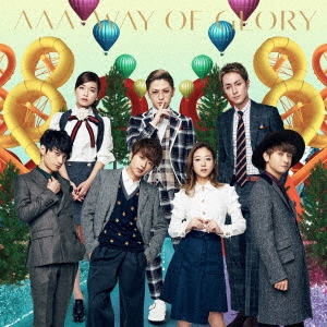 AAA/WAY OF GLORY [CD+DVD+ブランケット+スマプラ付] [AVCD-93596B]