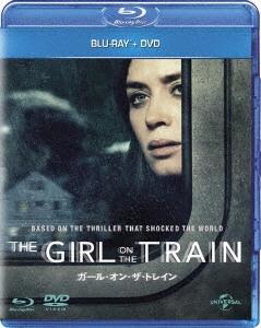 テイト・テイラー/ガール・オン・ザ・トレイン [Blu-ray Disc+DVD][GNXF-2210]