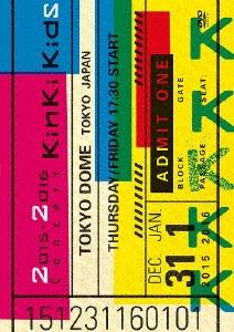 2015-2016 Concert KinKi Kids<通常盤> DVD