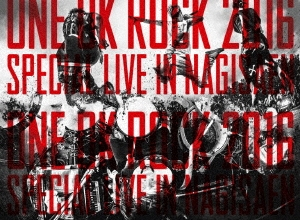 LIVE DVD 『ONE OK ROCK 2016 SPECIAL LIVE IN NAGISAEN』 DVD