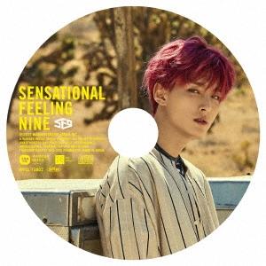 Sensational Feeling Nine (ZU HO)<完全生産限定ピクチャーレーベル盤> CD