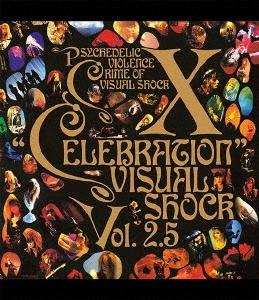 X JAPAN/VISUAL SHOCK Vol.2.5 CELEBRATION[MHXL-52]