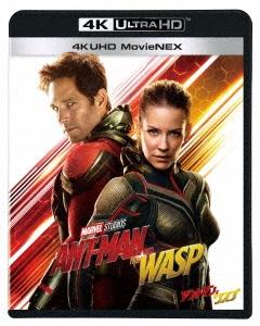 ペイトン・リード/アントマン&ワスプ 4K UHD MovieNEX [4K Ultra HD Blu-ray Disc+3D Blu-ray Disc+Blu-ray Disc][VWAS-6775]