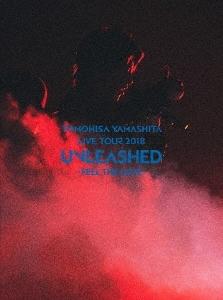 TOMOHISA YAMASHITA LIVE TOUR 2018 UNLEASHED -FEEL THE LOVE- [2DVD+フォトブック]<初回生産限定盤> DVD