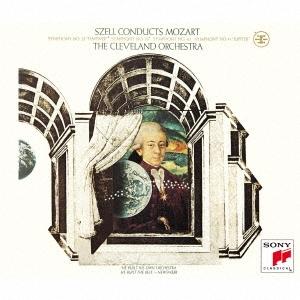 ジョージ・セル/モーツァルト:交響曲第28・33・35・39〜41番他<完全生産限定盤>[SICC-10270]