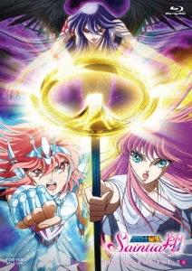 聖闘士星矢 セインティア翔 Blu-ray BOX VOL.2