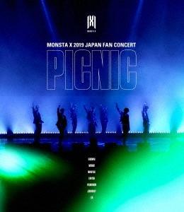 MONSTA X, JAPAN FAN CONCERT 2019 【PICNIC】 Blu-ray Disc