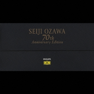 小澤征爾70歳記念エディション [70CD+DVD]