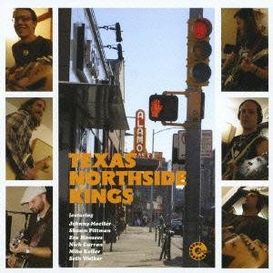 Texas Northside Kings/テキサス・ブルース・ギター・バトル[PCD-25053]