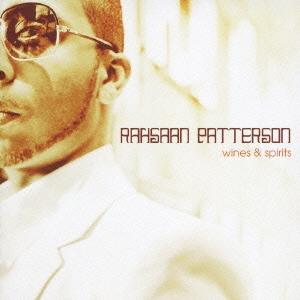 Rahsaan Patterson/ワインズ&スピリッツ[PCD-4386]