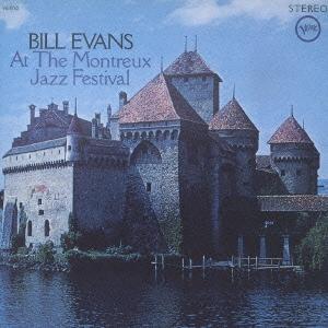 モントゥルー・ジャズ・フェスティヴァルのビル・エヴァンス<初回生産限定盤>
