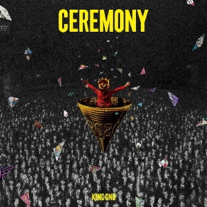 CEREMONY [CD+Blu-ray Disc]<初回生産限定盤> CD
