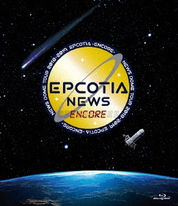 NEWS DOME TOUR 2018-2019 EPCOTIA -ENCORE-<通常盤> Blu-ray Disc