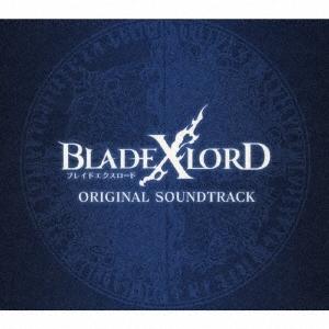 BLADE XLORD ORIGINAL SOUNDTRACK [CD+オリジナルブックレット][VICL-65253]