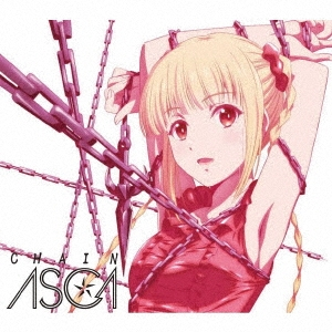 CHAIN [CD+DVD]<アニメ盤(期間生産限定盤)> 12cmCD Single