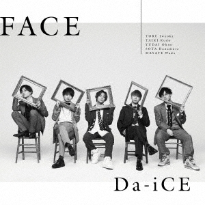 FACE [CD+DVD]<初回限定盤B> CD