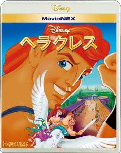 ジョン・マスカー/ヘラクレス MovieNEX [Blu-ray Disc+DVD] [VWAS-5161]