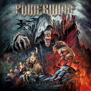 Powerwolf/ザ・サクラメント・オブ・シン<初回生産限定盤>[GQCS-90605]