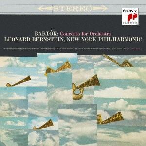 レナード・バーンスタイン/バルトーク:管弦楽のための協奏曲 弦・打楽器・チェレスタのための音楽<期間生産限定盤>[SICC-2200]