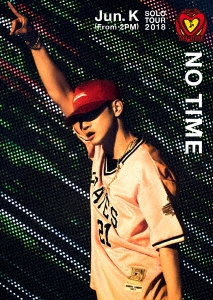 """Jun. K (From 2PM) Solo Tour 2018 """"NO TIME""""<通常盤> DVD"""